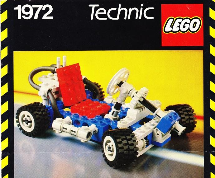 My Lego Technic sets